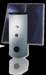 un chauffe eau solaire pour diminuer sa facture edf. Black Bedroom Furniture Sets. Home Design Ideas