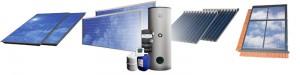 Chauffes eau solaires