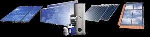 chauffage solaire alliantz