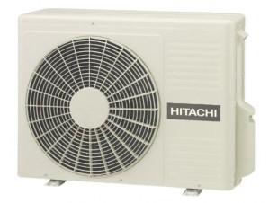 Groupe extérieur PAC Hitachi