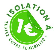 Isolation de votre maison à 1 euro
